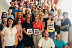 International School of Group Analysis, Ljubljana, July 2018